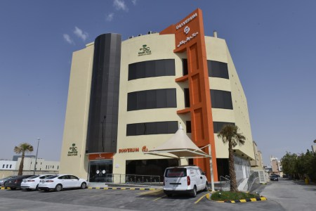 diaverum Integrated Renal Care Centre in Riyadh building