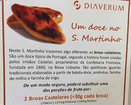 st martins weeken at diaverum clinic in portugal note