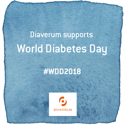 Diaverum supports World Diabetes Day by raising awareness about the link between diabetes and kidney disease