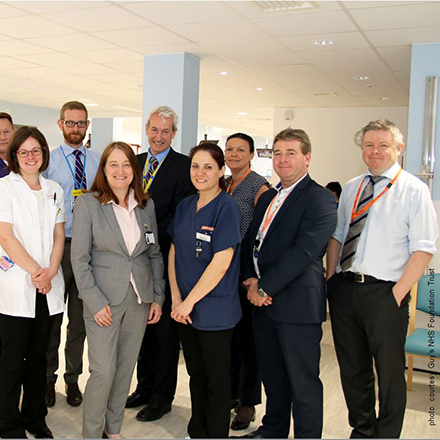 New Kidney Treatment Centre opens in Sidcup, UK