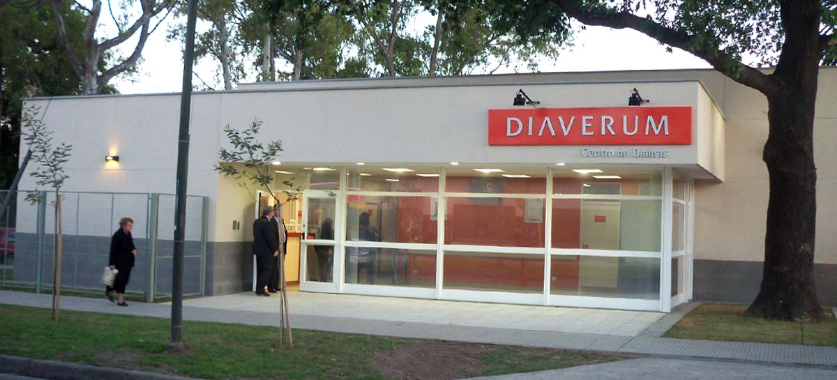 Welcome to Diaverum Argentina S. A. Sede Marmol