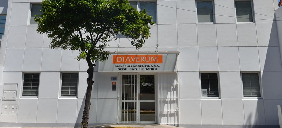 Welcome to Diaverum Argentina Sede San Fernando