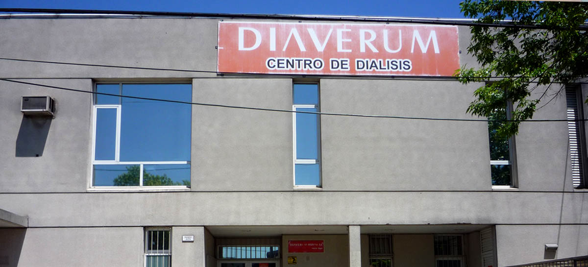 Welcome to Diaverum Argentina S.A, Sede San Miguel