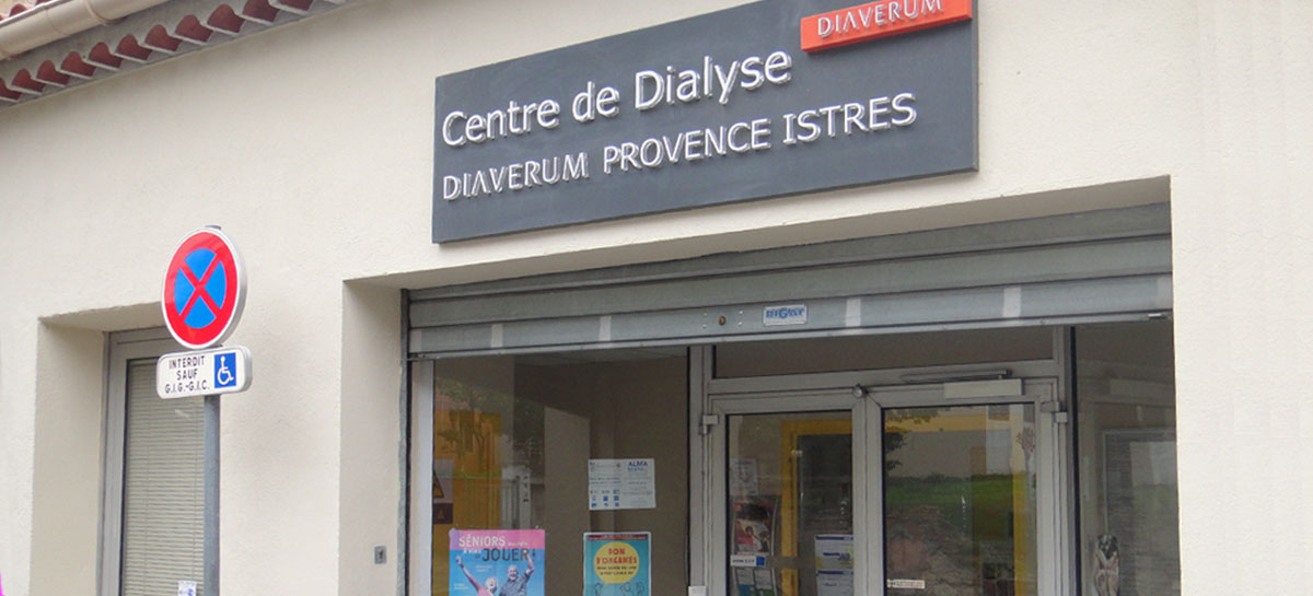 Welcome to DIAVERUM ISTRES