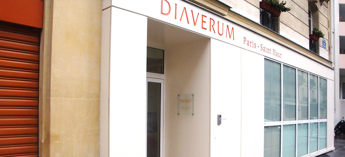 Welcome to DIAVERUM PARIS SAINT MAUR