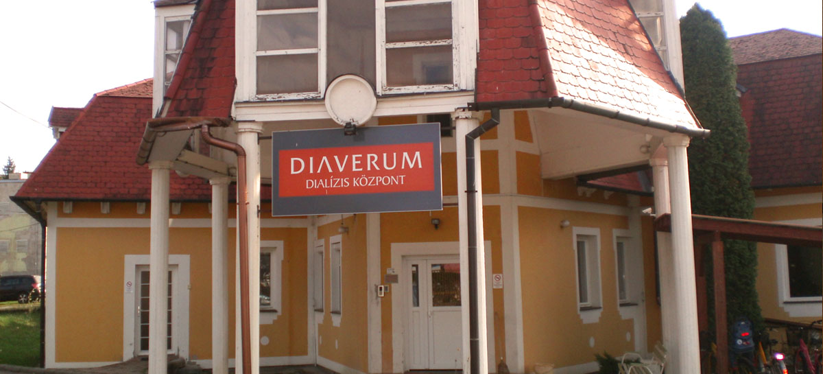 Welcome to Diaverum Kalocsa Clinic