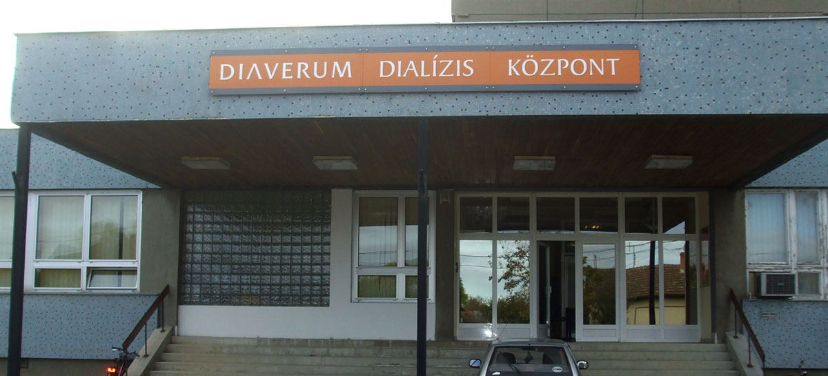 Welcome to Diaverum Karcag Clinic