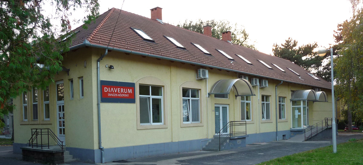 Welcome to Diaverum Keszthely Clinic