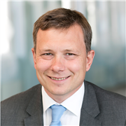 Björn Brixer, SVP, Chief Financial Officer