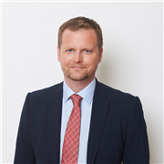 Hans Abrahamsson, General Counsel