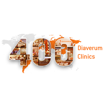 Diaverum reaches more than 400 clinics in 22 countries around the world